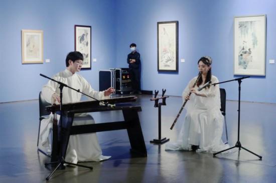 """在中华艺术宫体验""""仙乐飘飘""""是一种什么感受?"""