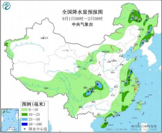 """台风""""美莎克""""加强为超强台风将影响东部海域及东北地区"""