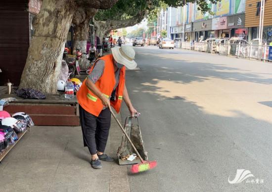 徐州賈汪市民呼吁:文明城市創建重在細節