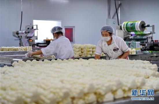(经济)(1)河北唐山:承接产业转移 助力经济发展