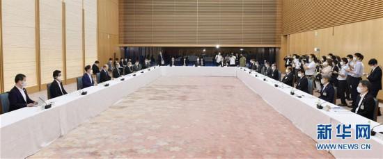 (体育)(1)日本奥运会防疫委员会在东京举行首次会议