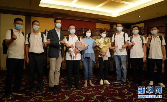 (港澳台・香港故事・图文互动)(2)为了750万人的生命健康――内地支援香港核酸检测图景扫描