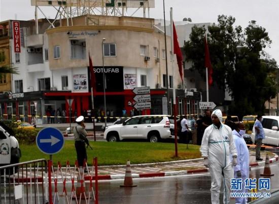 突尼斯安全人员遭恐怖袭击