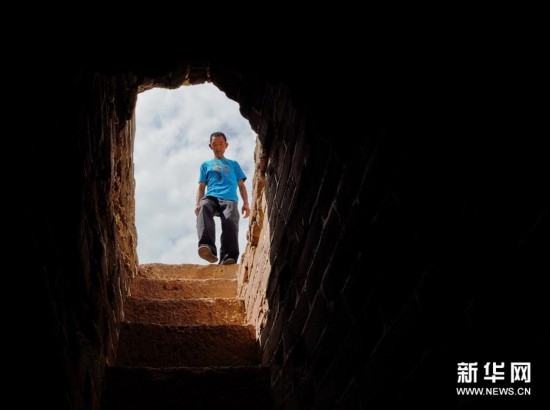 """(图片故事)(5)""""老去的长城,需要有人守护"""""""