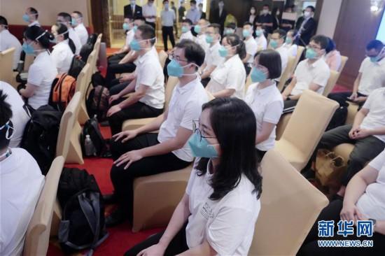 (港澳台・香港故事・图文互动)(10)为了750万人的生命健康――内地支援香港核酸检测图景扫描