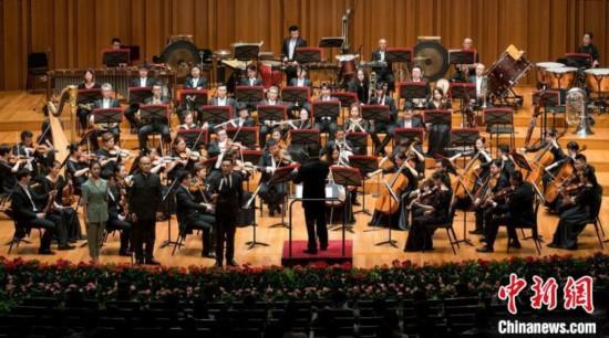 中芭交響樂團首演原創大型作品《交響京津冀》