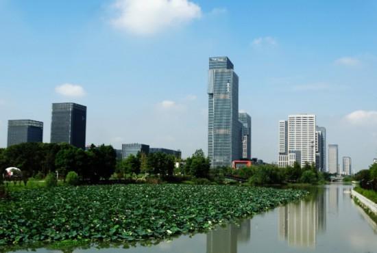 揚州被列為江蘇美麗宜居城市建設綜合試點城市