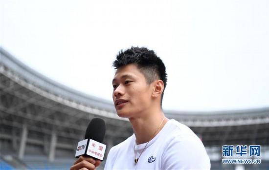 (体育)(11)田径――2020年全国锦标赛新闻发布会举行