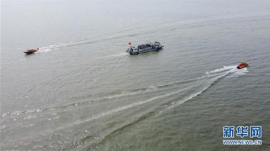 (社会)(2)巢湖:姥山岛景区恢复开放