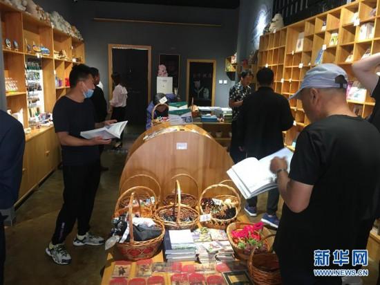 """(图文互动)(3)主题邮局渐成""""情怀地标"""""""