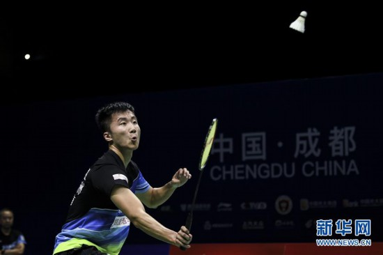 (体育)(6)羽毛球――羽超联赛:青岛仁洲夺冠