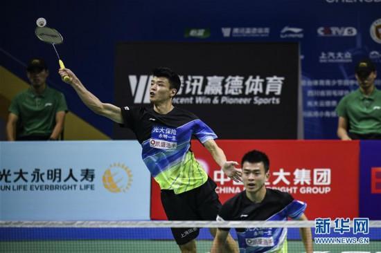 (体育)(7)羽毛球――羽超联赛:青岛仁洲夺冠