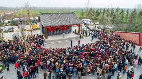 泗洪大王村入選江蘇省鄉村旅游重點村名錄