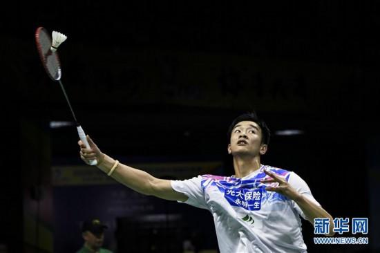 (体育)(9)羽毛球――羽超联赛:青岛仁洲夺冠