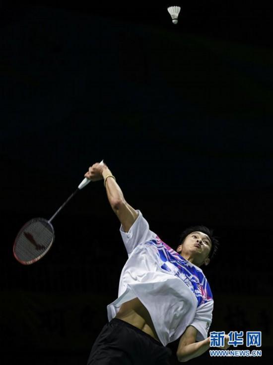 (体育)(10)羽毛球――羽超联赛:青岛仁洲夺冠