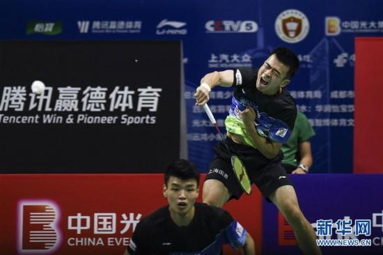 (体育)(8)羽毛球――羽超联赛:青岛仁洲夺冠