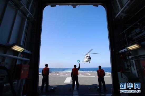 (在习近平强军思想指引下・我们在战位报告・图文互动)(2)海军长沙舰:向着梦想全速前进