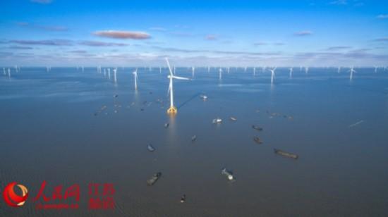 澳门金沙赌城网站澳门金沙网上娱乐沿海风电智能监管平台上线运行