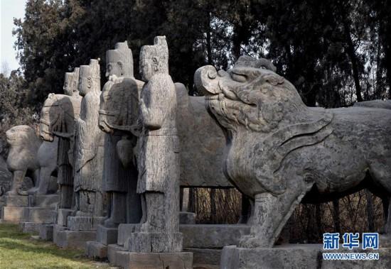 (文化·黄河文化带·图文互动)(2)遥看王朝背影:繁华,并未雨打风吹尽
