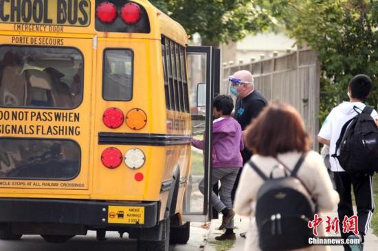 多伦多公立小学分批次开学恢复课堂教学