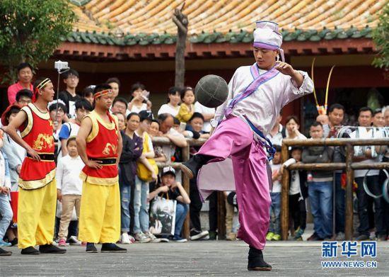 (文化・黄河文化带・图文互动)(8)遥看王朝背影:繁华,并未雨打风吹尽