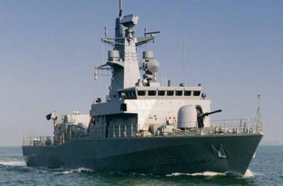 乌克兰将引进8艘英制导弹艇每艘可携带8枚反舰导弹