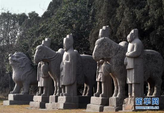 (文化·黄河文化带·图文互动)(1)遥看王朝背影:繁华,并未雨打风吹尽
