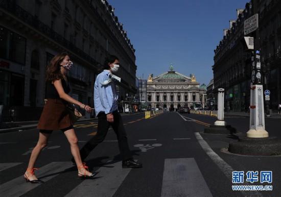 (国际疫情)(4)法国累计新冠确诊病例超40万例
