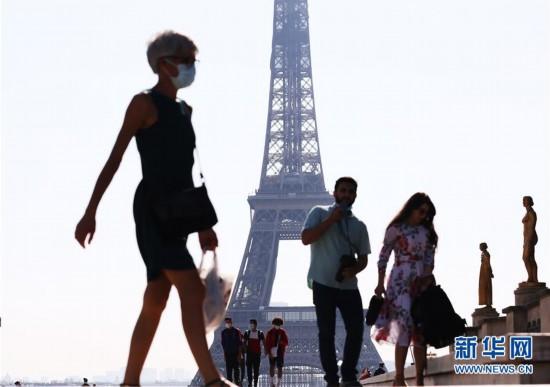 (国际疫情)(1)法国累计新冠确诊病例超40万例