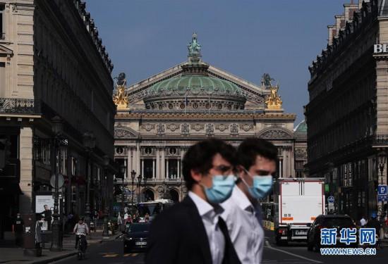 (国际疫情)(6)法国累计新冠确诊病例超40万例