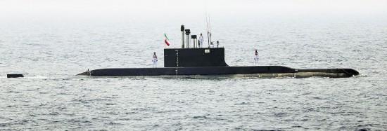 伊朗研发出潜射反舰导弹 已在近期演习中公开试射