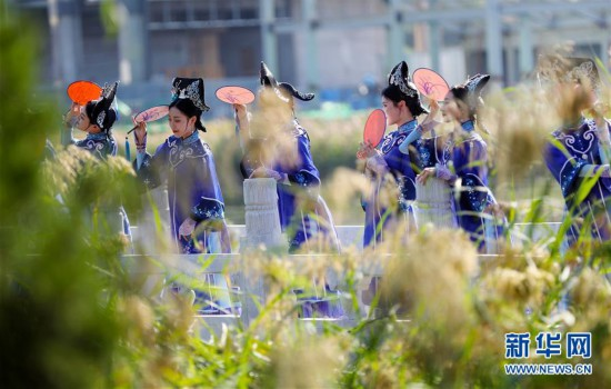 """(社會)(1)""""2020首鋼園環境舞蹈展演""""在京開幕"""