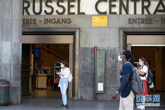 (国际疫情)(1)比利时累计新冠确诊病例超10万例
