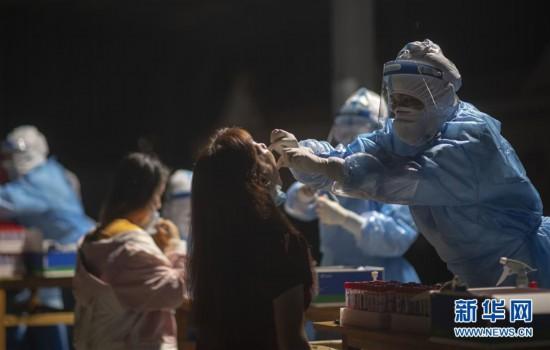 (热点鲜报・图文互动)(11)应战陆路输入疫情――云南瑞丽抗疫七日记