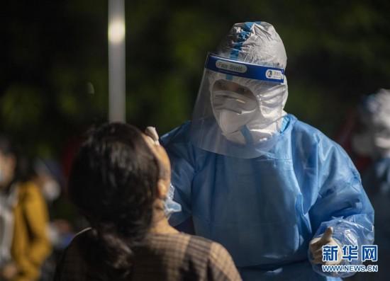 (热点鲜报・图文互动)(1)应战陆路输入疫情――云南瑞丽抗疫七日记