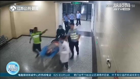 泪别!江苏沛县交警郭露因公殉职 肇事司机已被公安机关控制