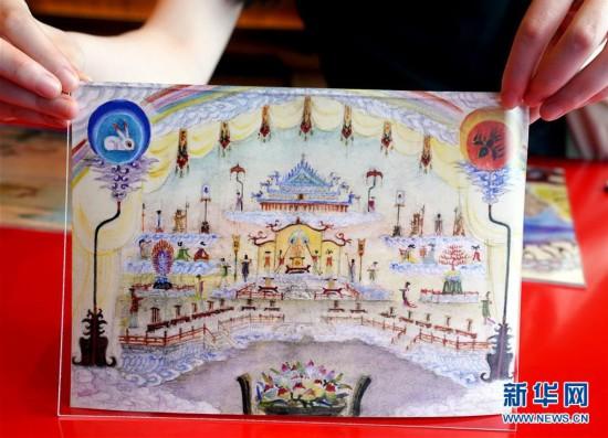 《大闹天宫》综合原画展在沪举行