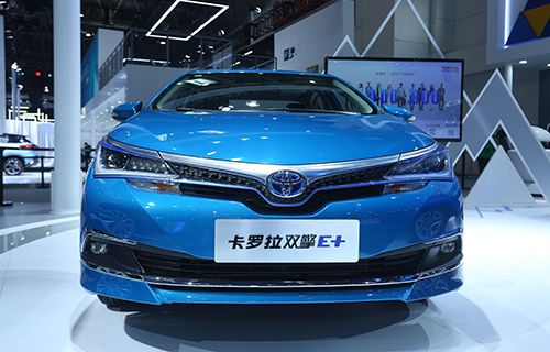 助力电动化普及丰田携多款电动化车型亮相