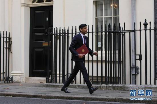 (国际)(1)英国推出新财政支持计划应对疫情反弹