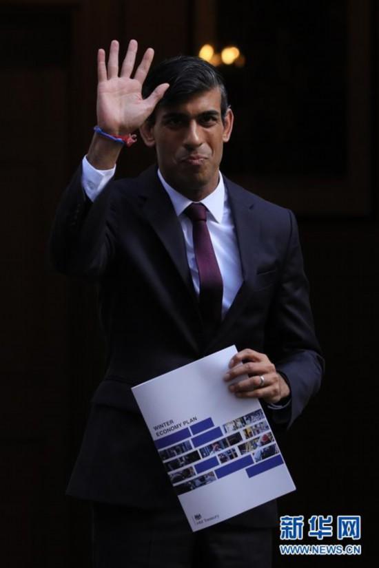 (国际)(2)英国推出新财政支持计划应对疫情反弹