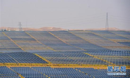 (环境)(1)库布其沙漠治理为全球荒漠化防治贡献中国智慧