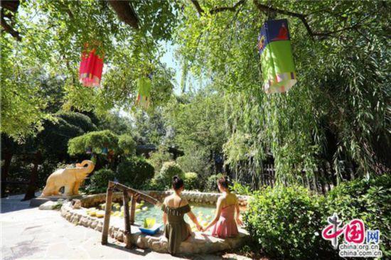 北京丰台南宫:感受亲子休闲之乐 享受暖暖森林温泉