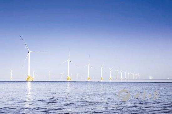 鹽城大豐新能源產業:龍頭引領 鏈出新風光