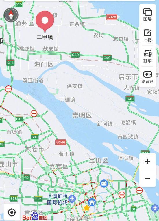 """南通新機場選址官宣 """"二甲""""神秘面紗揭開"""