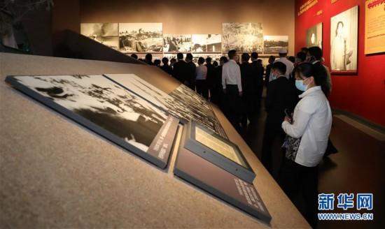(新华全媒头条·图文互动)(10)祖国·正义·和平——抗美援朝纪念馆巡礼