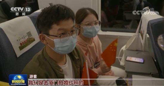 """""""十三五""""成绩巡礼·坐着高铁看中国丨绿水青山景如画诗意糊口有滋味"""