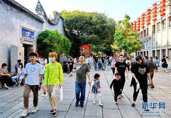 福建:国庆长假共接待游客3900多万人次