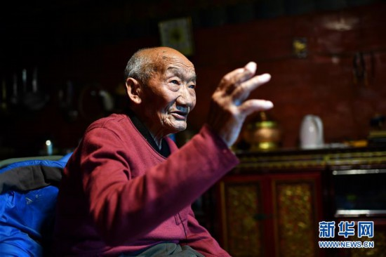 (西藏昌都解放70周年·图文互动)(4)西藏第一面五星红旗曾在这里升起