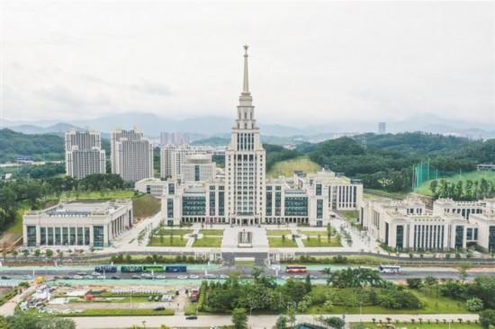 深圳高等教育迎突破