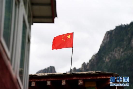 (西藏昌都解放70周年·图文互动)(6)西藏第一面五星红旗曾在这里升起